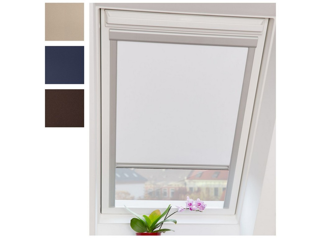 Lichtblick Dachfensterrollo Skylight Thermo Verdunkelung Lidl for sizing 1500 X 1125