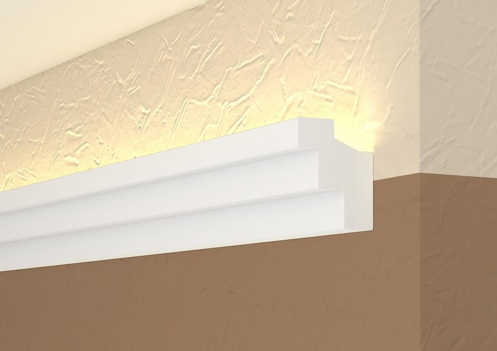 Lichtleisten Indirekte Beleuchtung Aus Styropor Pvg Direktde regarding dimensions 2200 X 1553