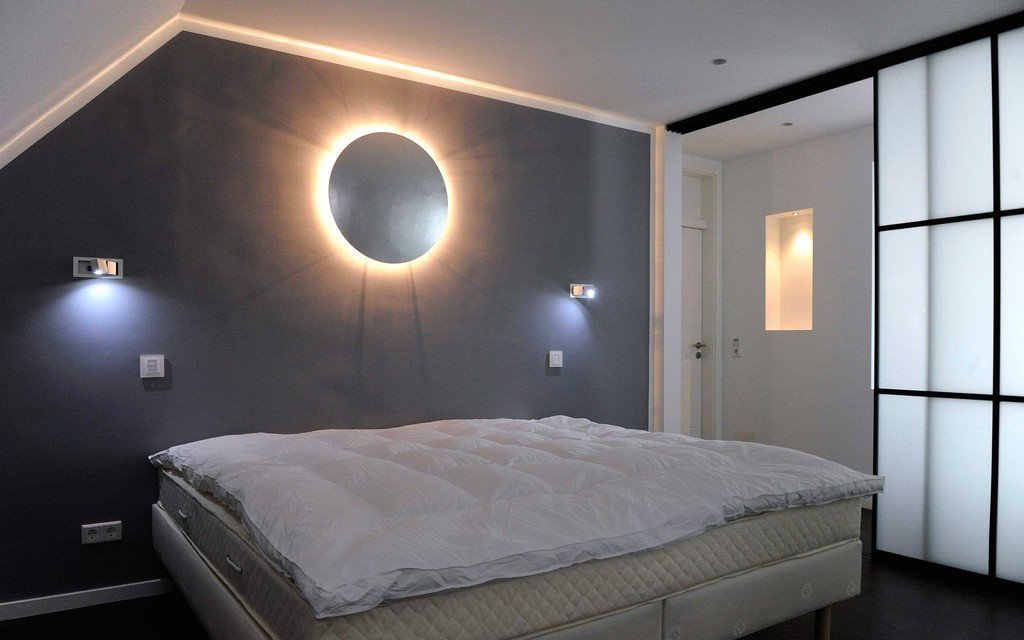 Lichtplanung Schlafzimmer - Haus Ideen