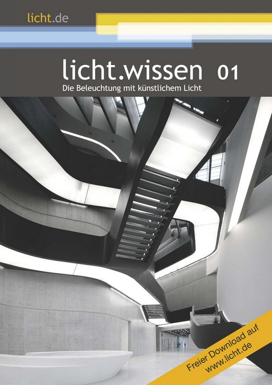 Lichtwissen 01 Die Beleuchtung Mit Knstlichem Licht Lichtde in dimensions 1059 X 1497