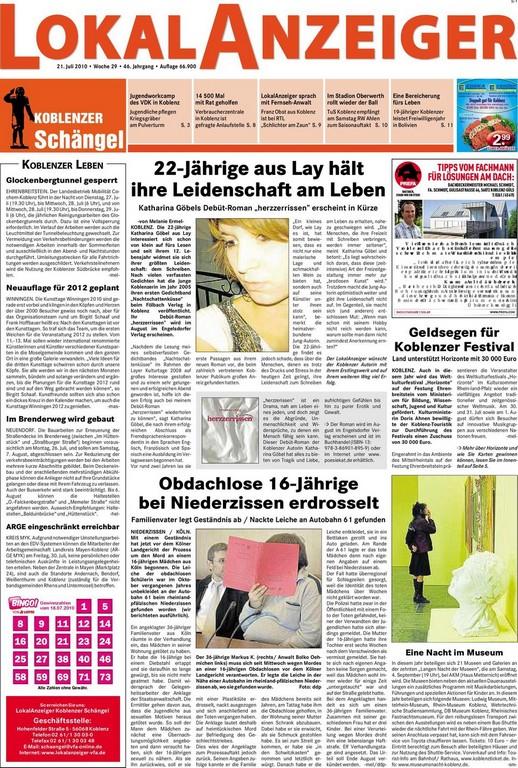 Lokalanzeiger Sprach Mit Fernseh Anwalt Mal Mit Rat Geholfen for sizing 960 X 1423