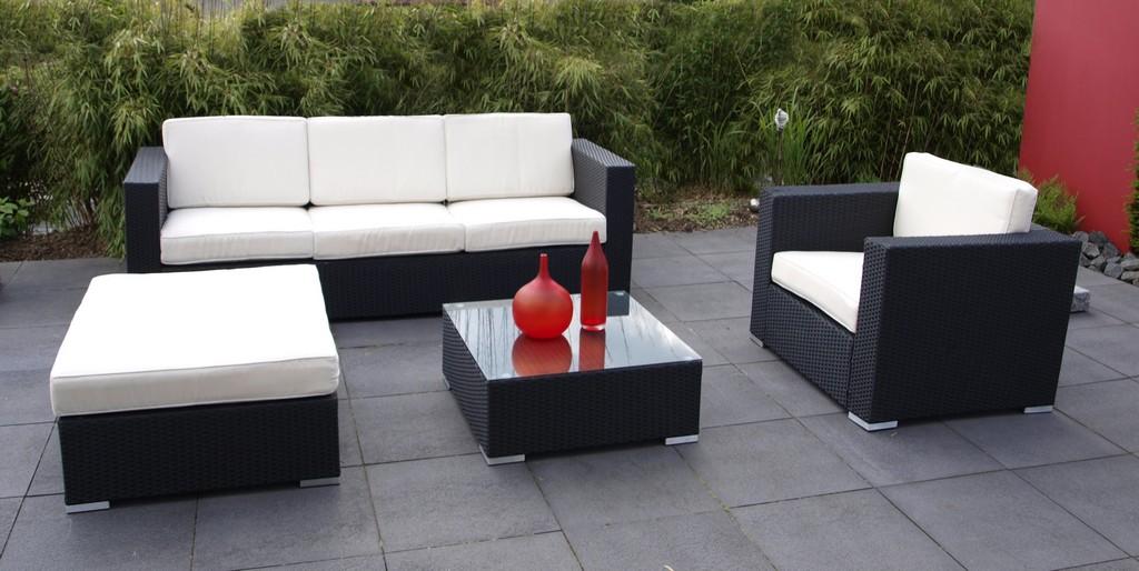 Lounge Set Livorno 4 Teilig Garten Terrasse Balkon Garnitur inside sizing 3252 X 1632