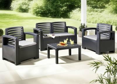 Lounge Sets Von Bader Und Andere Gartenmbel Fr Garten Balkon regarding sizing 1432 X 1036