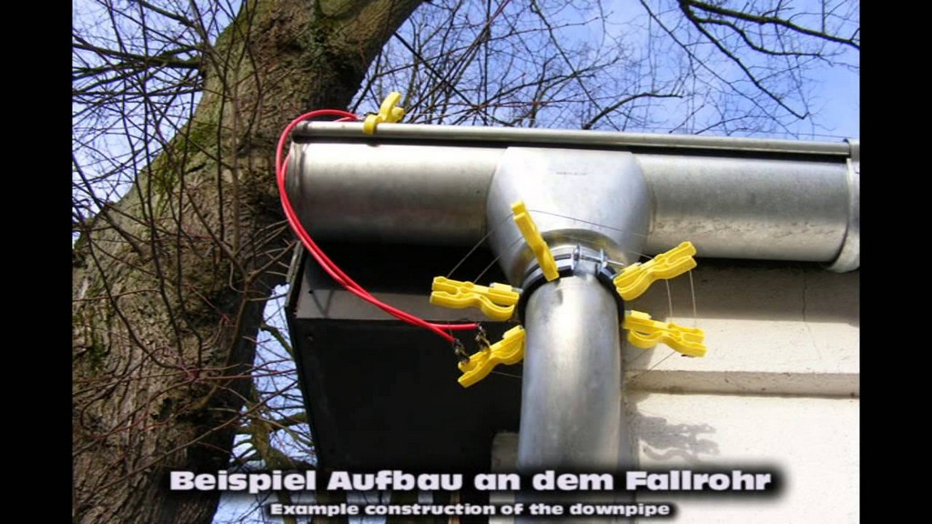 Marderabwehr Waschbr Electric Fence Elektrozaun Fg025 Kemo with regard to proportions 1280 X 720