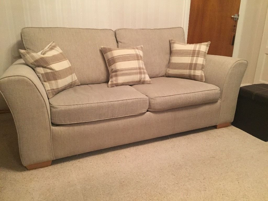 Marks And Spencer Lincoln Sofa Bed In Natural Stone In Cheltenham for sizing 1024 X 768