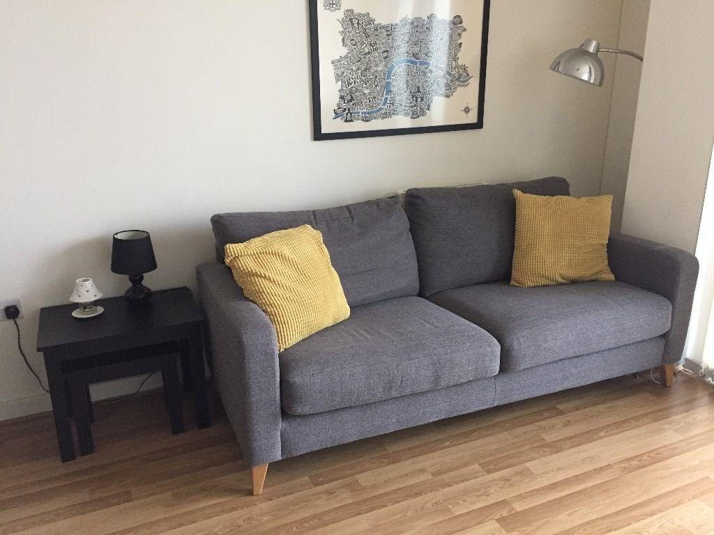 Marks Spencer Grey Tromso Medium Sofa In Stratford London Gumtree for dimensions 1024 X 768