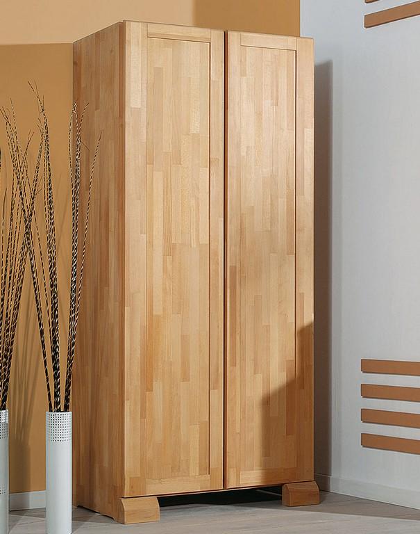 Massivholz Kleiderschrank Arrondo Buche within size 900 X 1143
