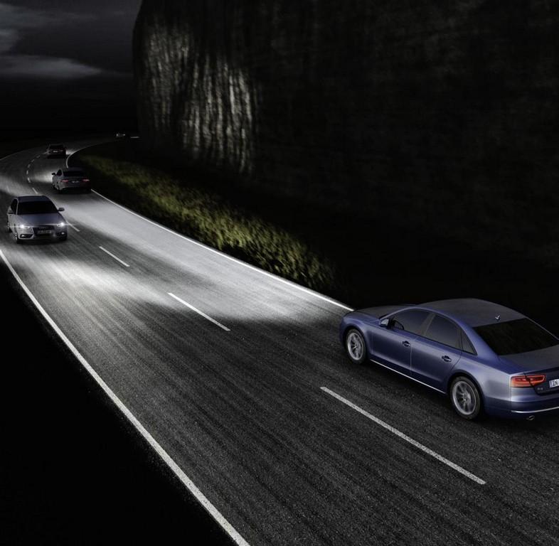 Matrix So Funktioniert Das Laserlicht Von Audi Und Bmw Welt for proportions 1024 X 1001