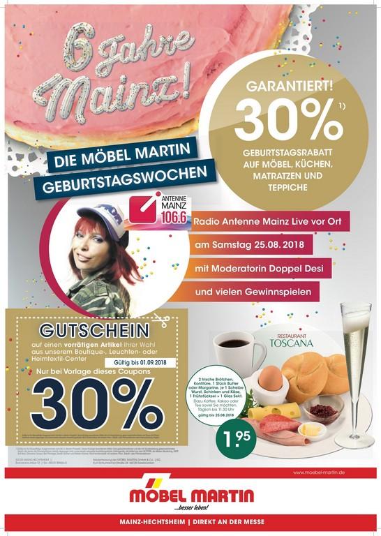 Mbel Martin Aktuelles Aktuelle Werbung Konz for measurements 2125 X 2991