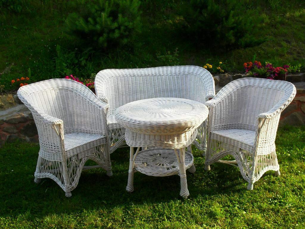 Meble Wiklinowe Wiklina Fotel 2 Fotele Sofa Stolik Zdjcie Na Imged in proportions 1024 X 768