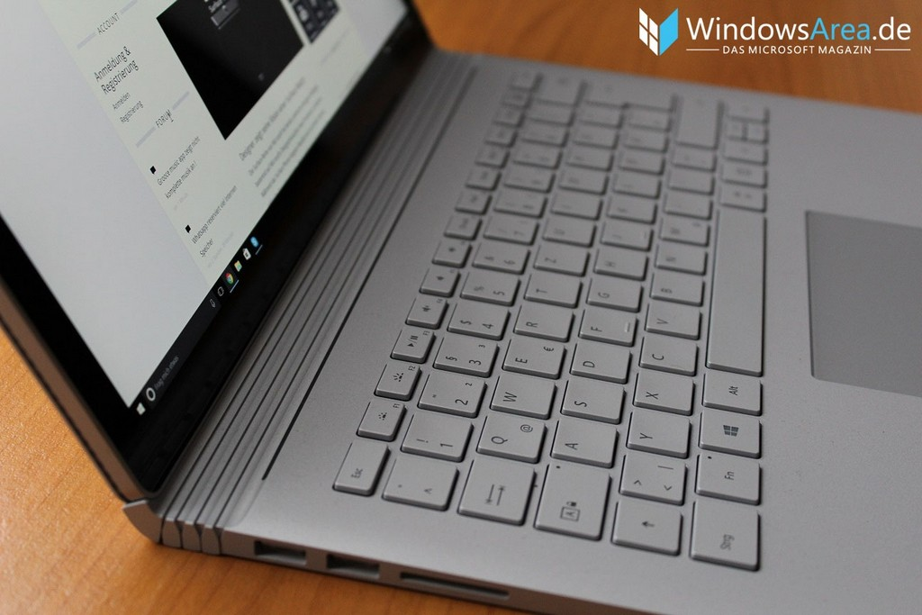 Microsoft Surface Book Im Test Laptop Ohne Kompromisse inside proportions 1296 X 864
