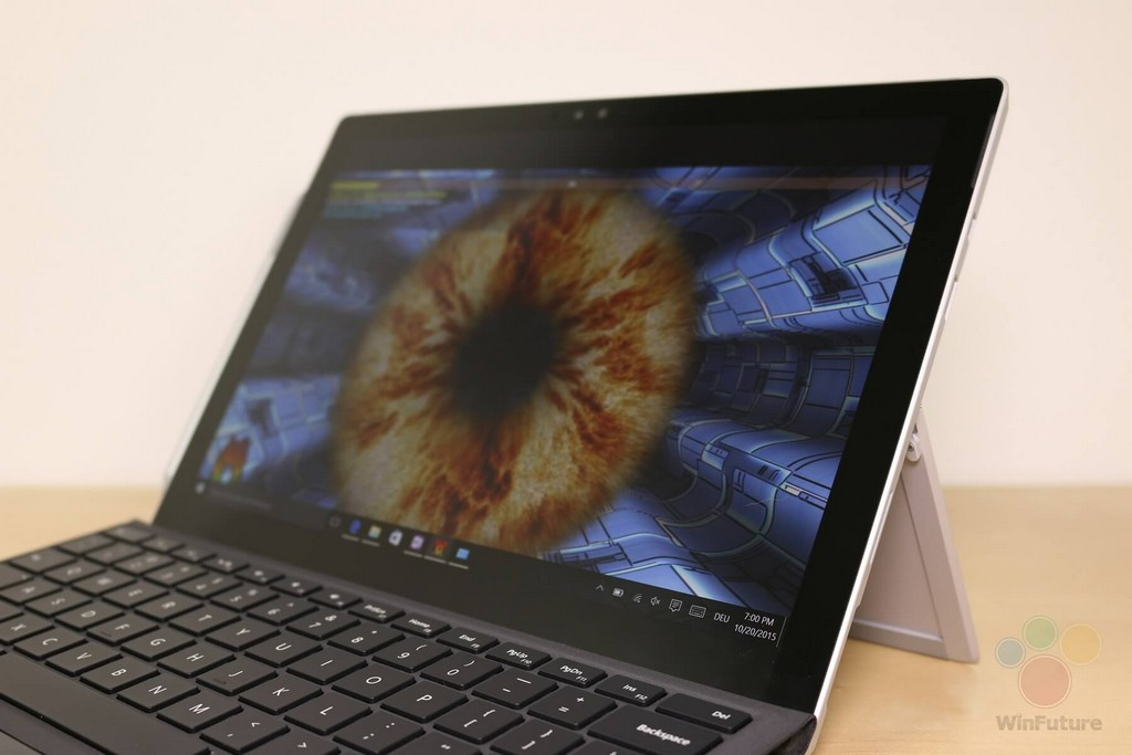 Microsoft Surface Pro 4 Tablet Angefasst Ausprobiert Erste Eindrcke for proportions 1800 X 1200