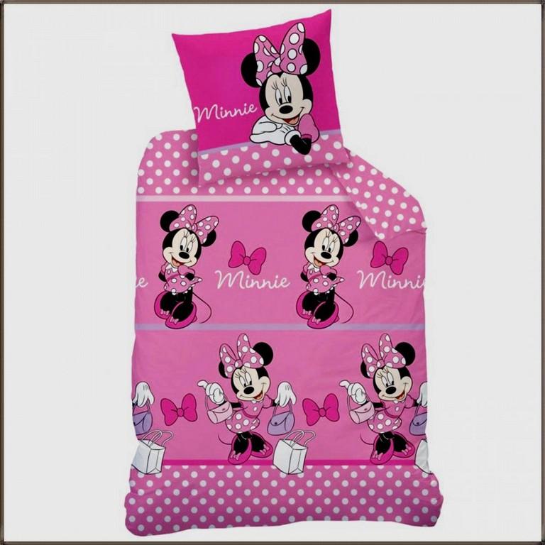 Minnie Mouse Decke 90x120cm Rosa Kindana Von Minnie Mouse Bettwsche inside proportions 1190 X 1190