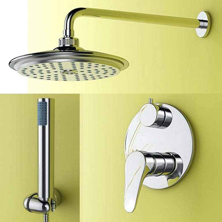 Mischbatterie Badewanne Messing Wand Wasserfall Dusche Wasserhahn for dimensions 1000 X 1000