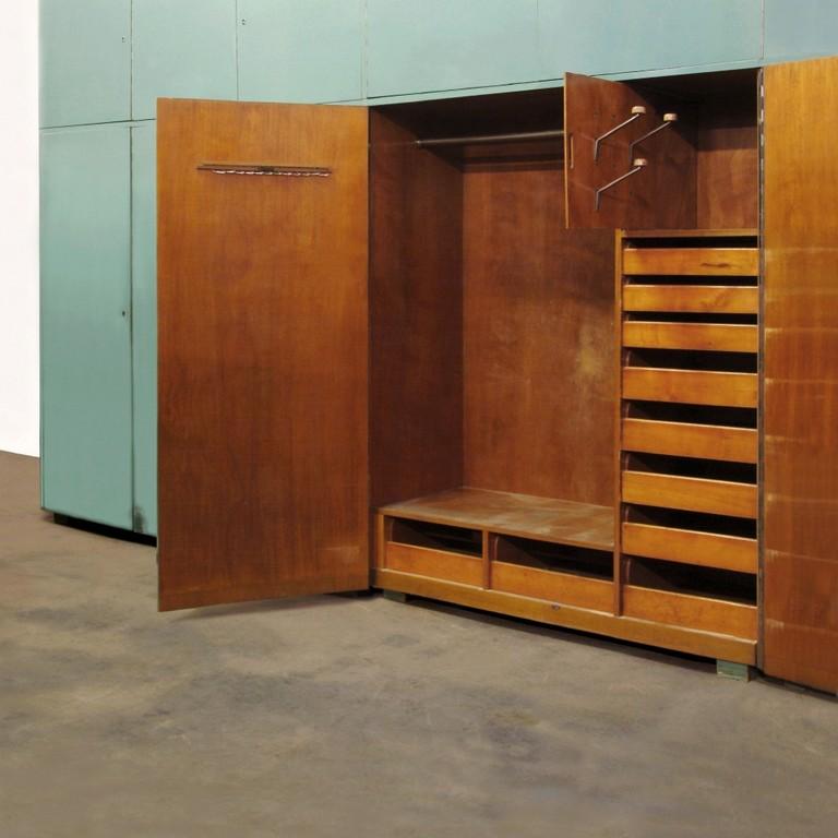 Modern Xx Bauhaus Kleiderschrank Wardrobe with dimensions 1000 X 1000