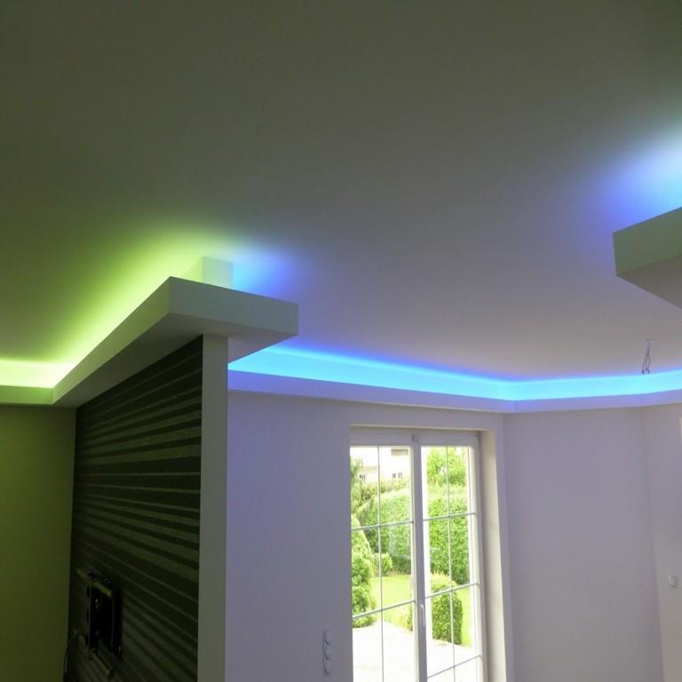 Moderne Designe Und Haus Trend Idee Decke Abhngen Fr Indirekte pertaining to proportions 1015 X 1015