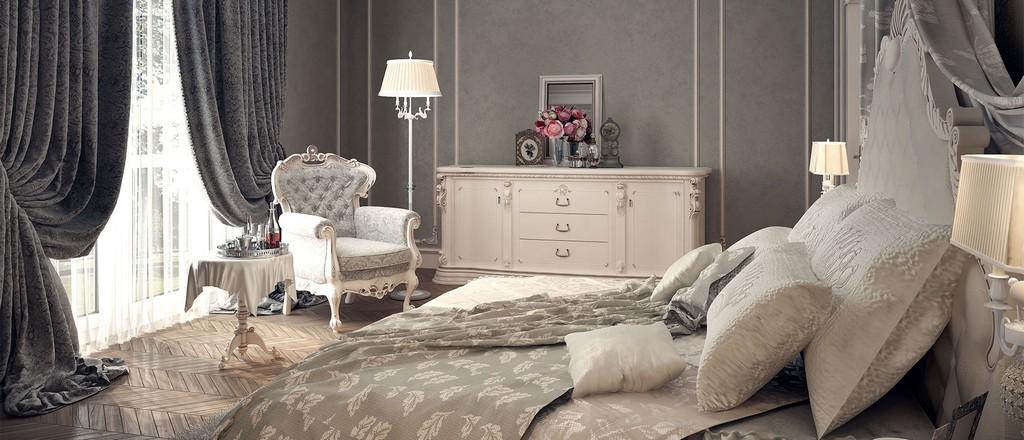 Moderne Schlafzimmer Gardinen Nach Ma Fensterdeko Nach Ma pertaining to dimensions 1920 X 825