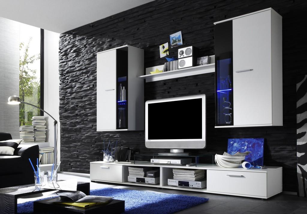 Moderne Wohnzimmer Schwarz Weiss Frisch On Modern Auf Terrasse in size 3508 X 2439
