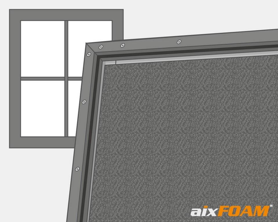 Nachtrgliche Schallisolierung Von Fenstern throughout measurements 1000 X 800
