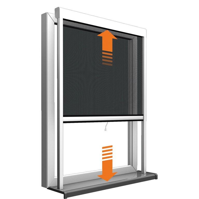 Obi Alu Rollo Fenster System 100 Cm X 160 Cm Wei Kaufen Bei Obi inside size 1500 X 1500