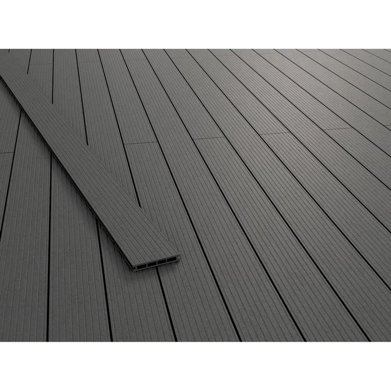 Obi Wpc Terrassendiele Anthrazit 300 X 145 X 21 Cm Kaufen Bei Obi within sizing 1500 X 1500