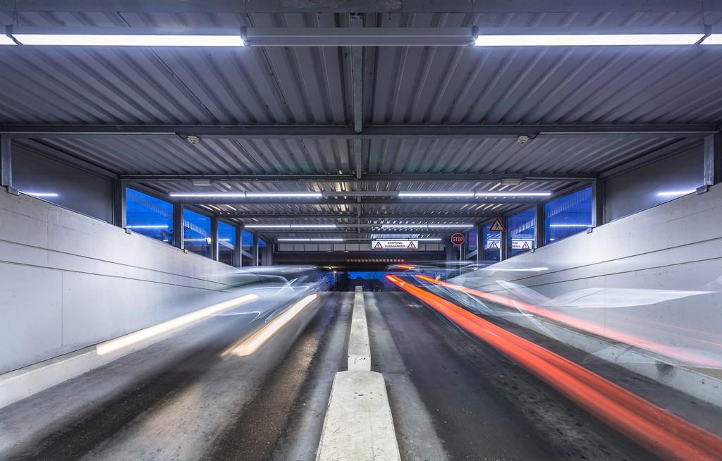 Oldenburger Tiefgarage Rstet Auf Led Technik Um throughout dimensions 2000 X 1278