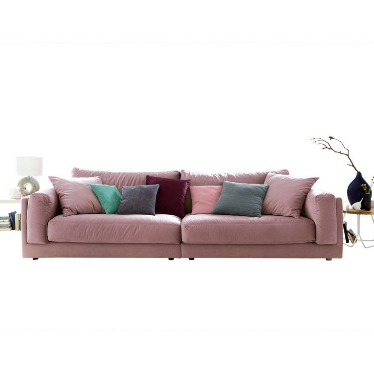 Ole Gunderson Bigsofa Stoffbezug Rosewood Sofa Wohnzimmer inside proportions 1200 X 1200