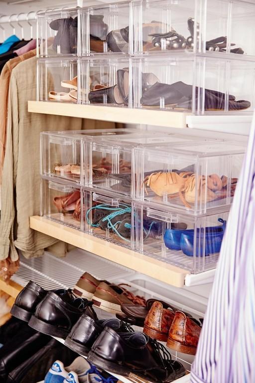 Ordnung Im Kleiderschrank 40 Tipps Zum Einrumen inside sizing 736 X 1104