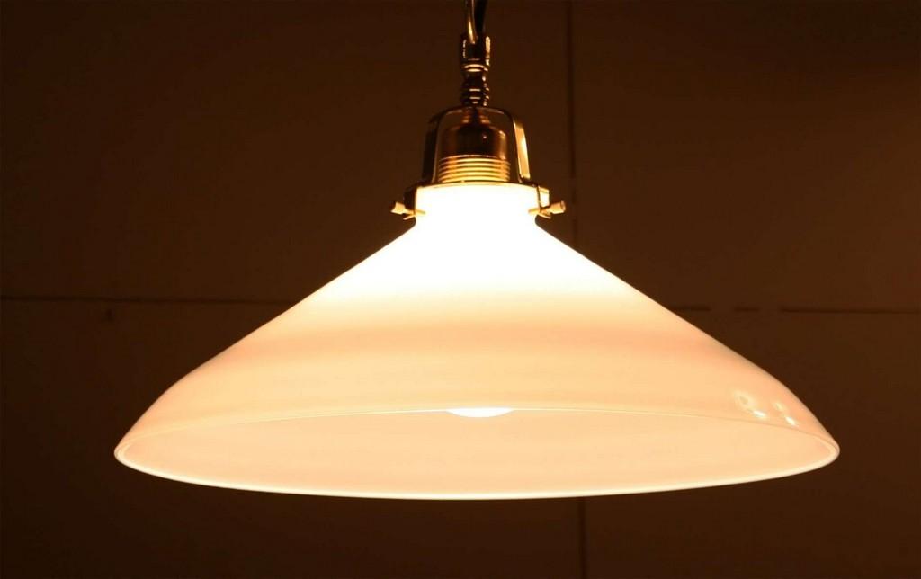 Originale Bauernstuben Hngelampe Anna Aus Mundgeblasenem Glas regarding sizing 1900 X 1194