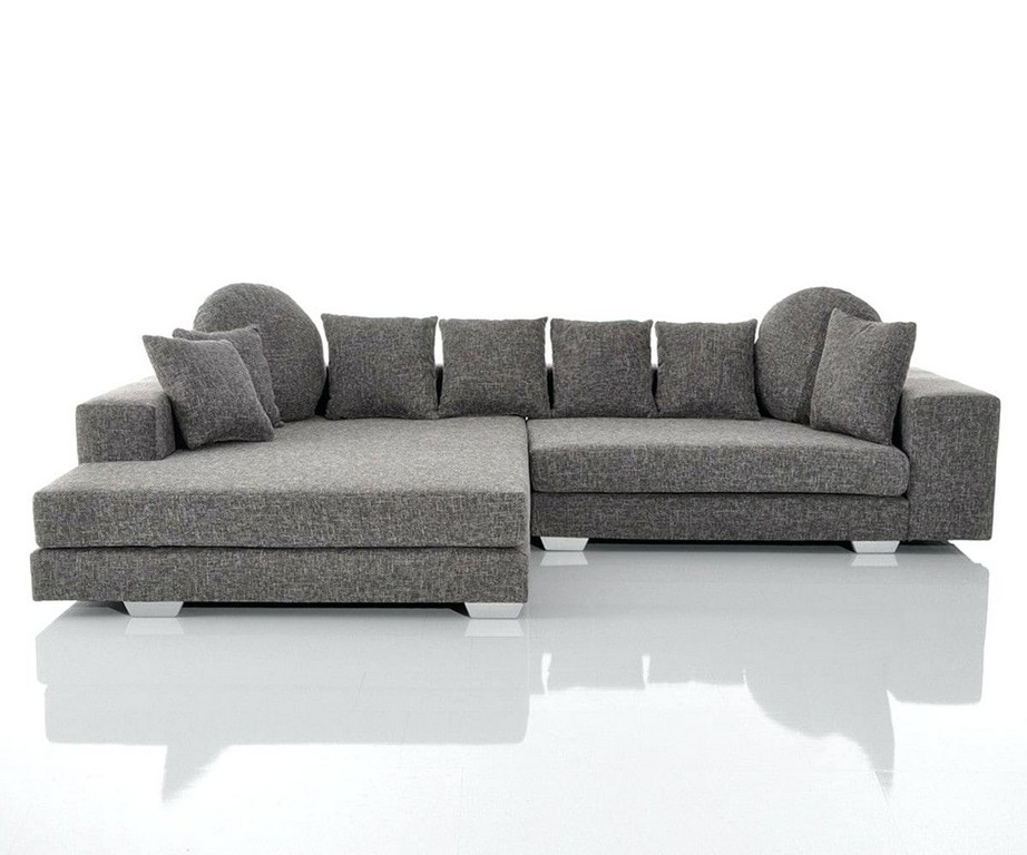 Ottomane Couch Ziemlich Links 1591 Sofa Eden 290200 Cm Grau Ottoman within measurements 1200 X 1000