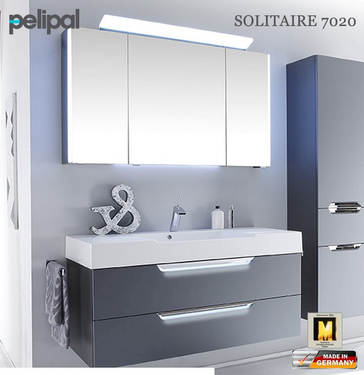 Pelipal Solitaire 7020 Badmbel Set Mit 1200 Mm Waschtisch V25 pertaining to measurements 1103 X 1136