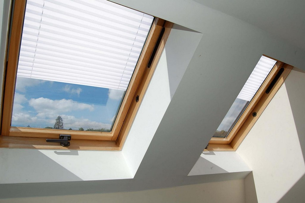 Plissee Dachfenster Plissee Fr Dachfenster Ohne Bohren inside size 1382 X 919