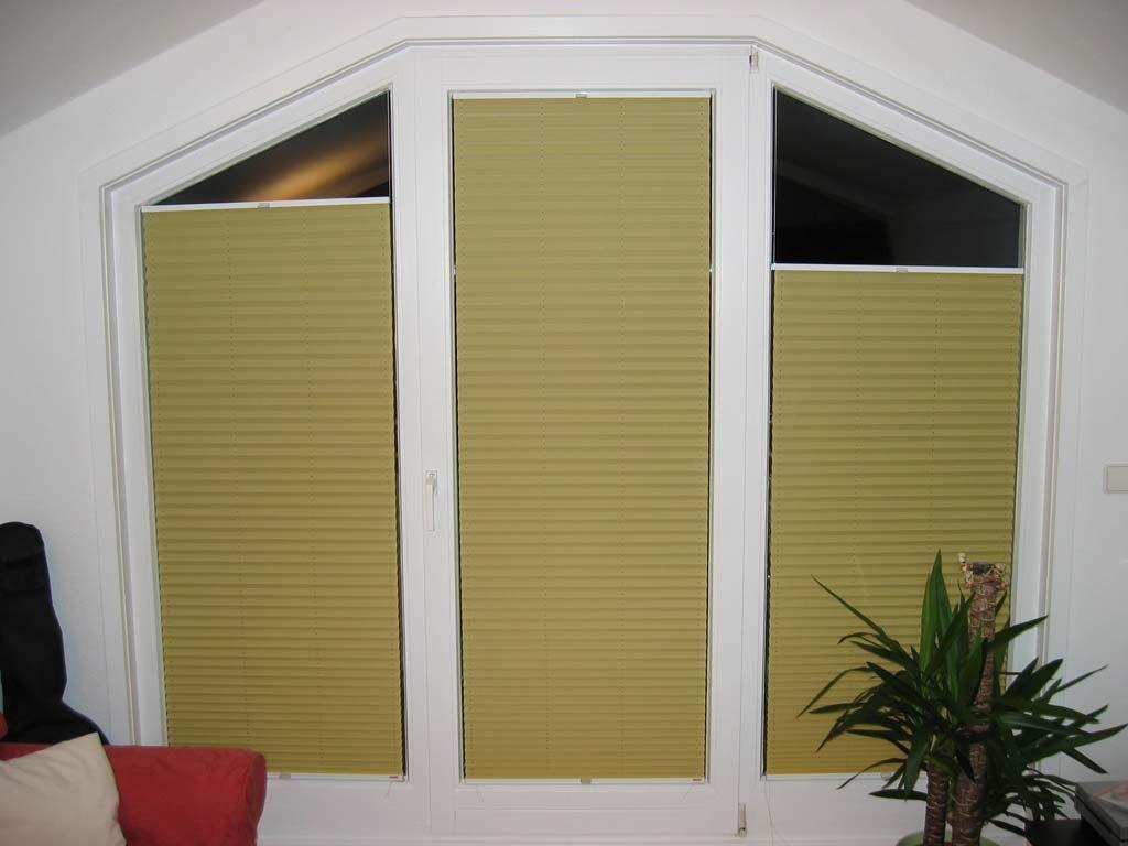 Plissee Sonnenschutz Und Sichtschutz Frs Fenster throughout dimensions 1024 X 768
