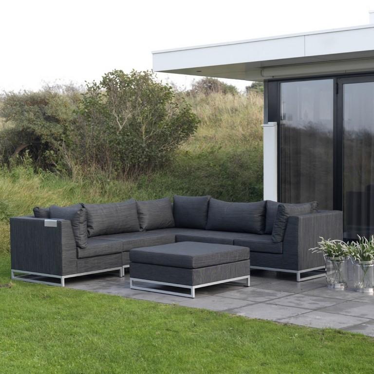 Polsterecke Fr Terrasse Wintergarten Lounge Sofa Sitzgarnitur pertaining to sizing 900 X 900