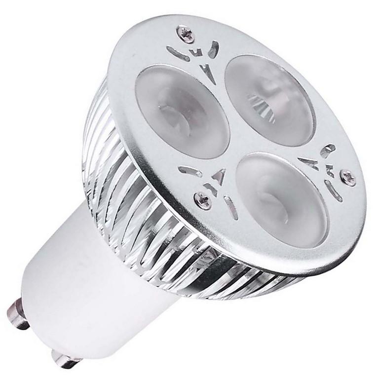 Power Led Lamp Gu10 Led Spot 6 Watt Powerledlamp Ledverlichting in sizing 1701 X 1701
