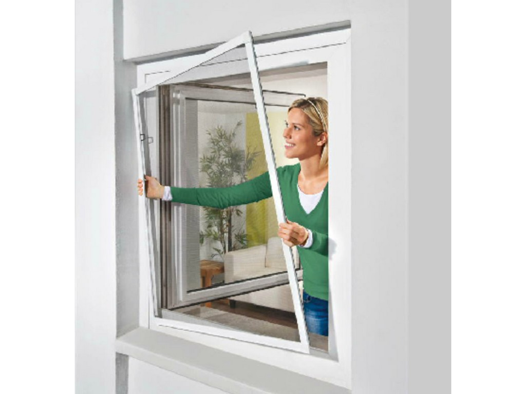 Powerfix Alu Insektenschutz Fenster 100 X 120 Cm Lidl throughout dimensions 1500 X 1125