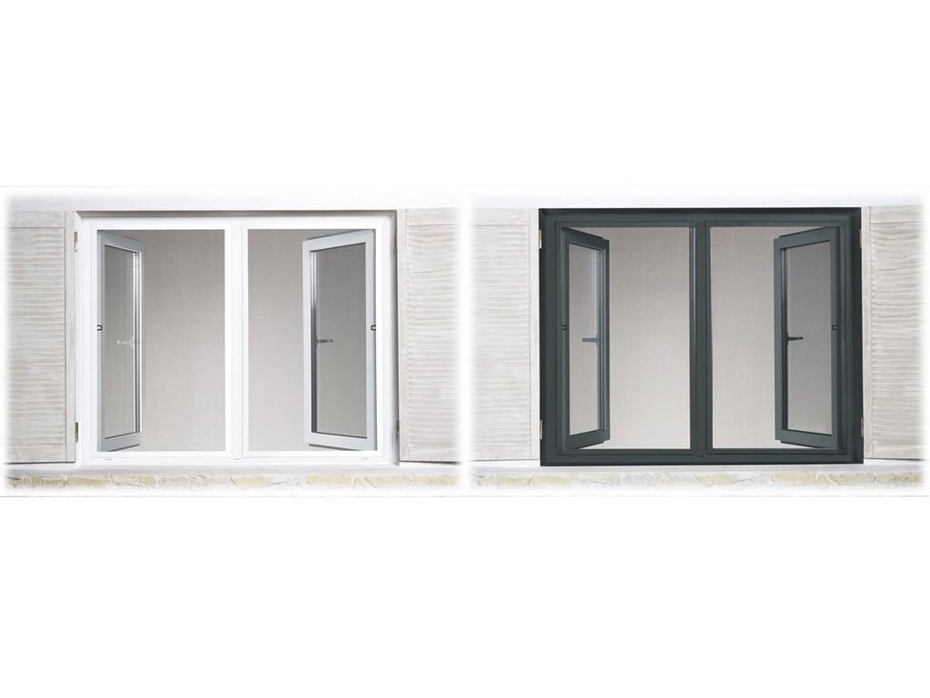 Powerfix Alu Insektenschutz Fenster 100 X 120 Cm Lidl within size 1500 X 1125