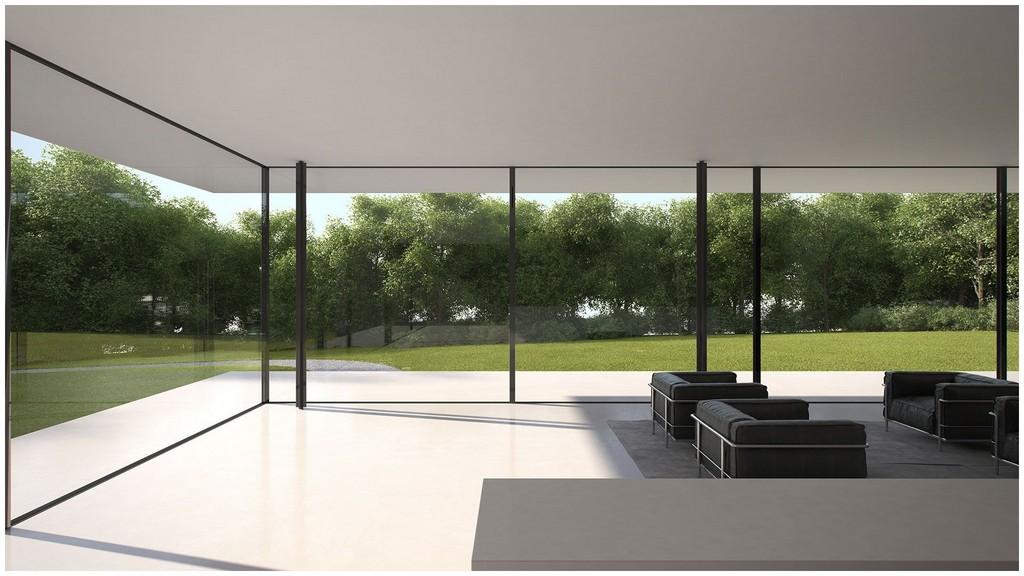 Rahmenlose Fenster 218543 Das Rahmenlose Fenster Fassadensystem in proportions 1920 X 1080