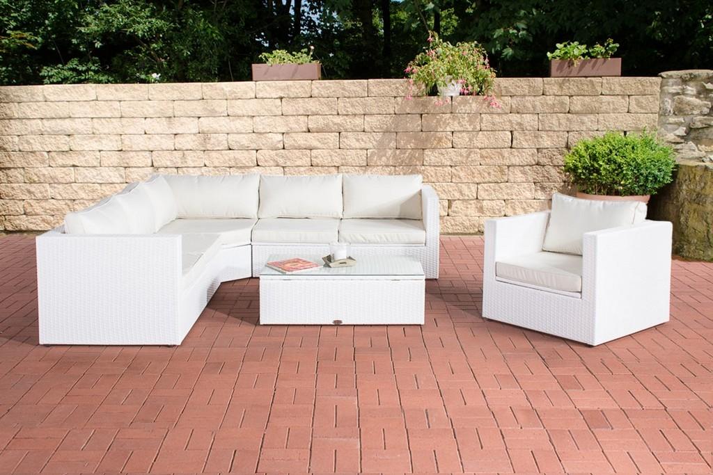 Rattan Lounge Set Tibera Gartenmbel Set Polyrattan Loungembel Set regarding dimensions 1200 X 800