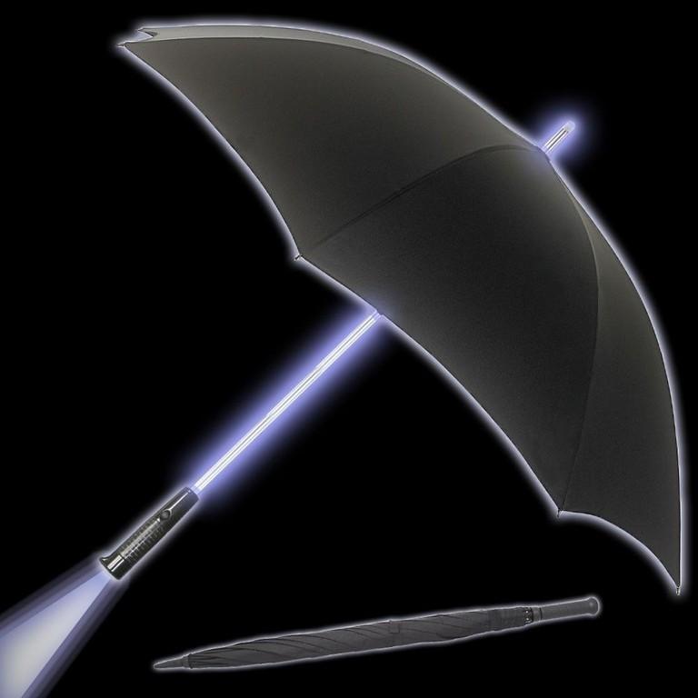 Regenschirm Led Licht Schirm Taschenlampe Beleuchtung Stockschirm for proportions 1000 X 1000