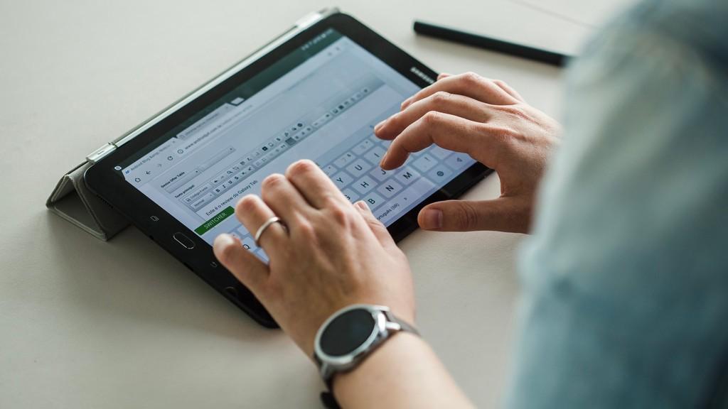 Samsung Galaxy Tab S3 Im Test Ein Nahezu Perfektes Arbeits Tablet throughout dimensions 5173 X 2910