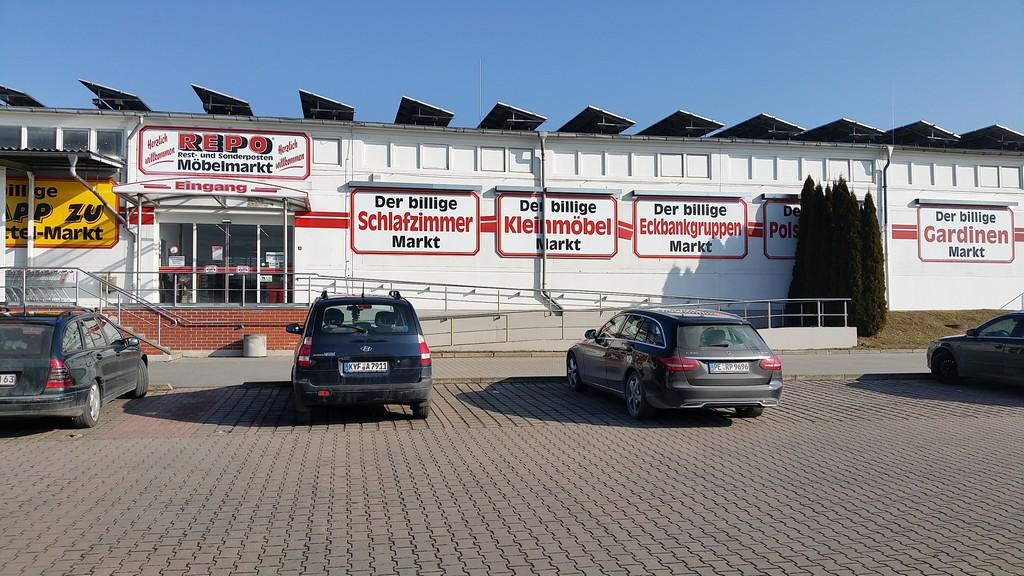 Sangerhausen Standort Repo Markt inside size 3264 X 1836
