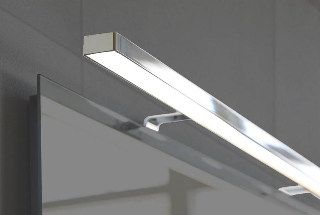 Scanbad Multo Plano Lampe Fr Spiegel Spiegelschrank O regarding proportions 1200 X 808