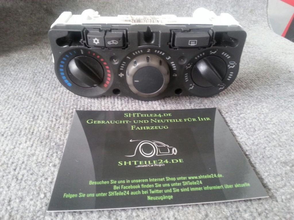 Schalter Heizung Klima Opel Corsa D Bj 2007 Shteile24de regarding dimensions 1440 X 1080