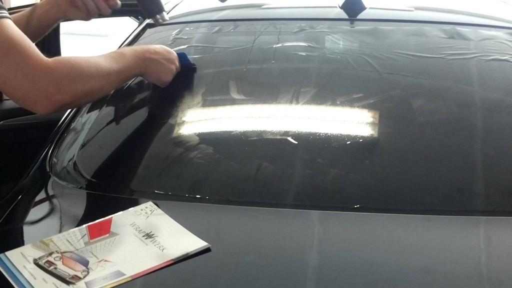 Scheiben Tnen Lernen Car Wrapping Schulungen Bei Fa Wrap Werkde pertaining to sizing 1920 X 1080