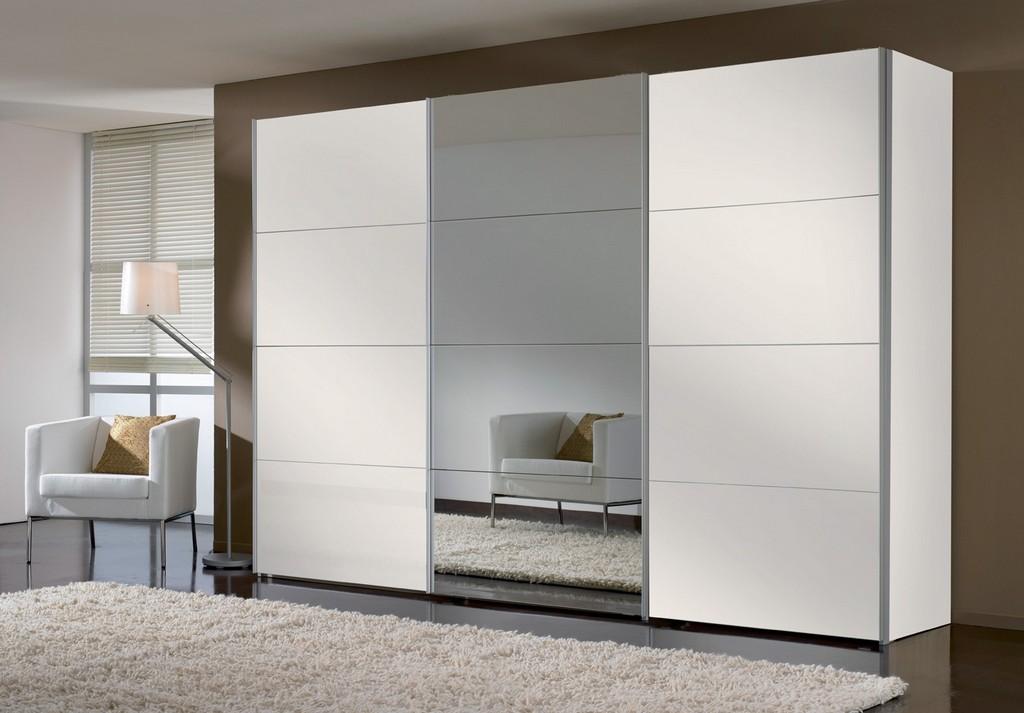 Schiebeturen Kleiderschranke Weis Sch Hoch Breit Hohe Schlafzimmer regarding size 1400 X 975