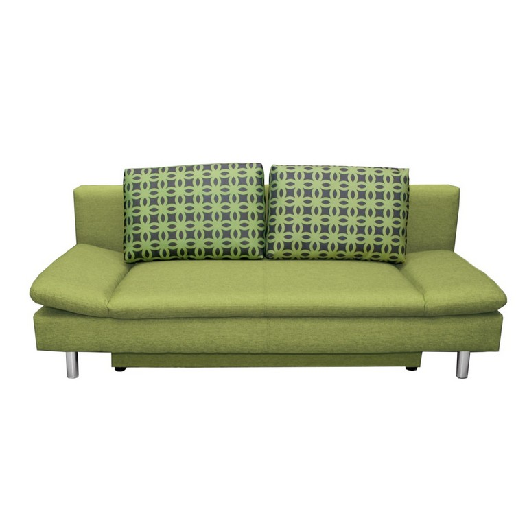 Schlafsofa Martha Webstoff Grn Ca 200 X 90 X 80 Cm Mbel Boss intended for dimensions 1200 X 1200