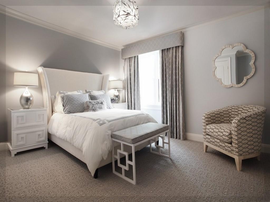 Schlafzimmer Beige Moderne Huisontwerpideen in size 1024 X 768