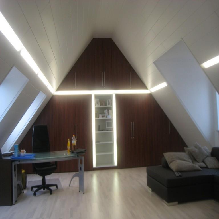 Schlafzimmer Beleuchtung Kalt Indirekte Beleuchtung Dachschrge Am pertaining to size 1024 X 1024