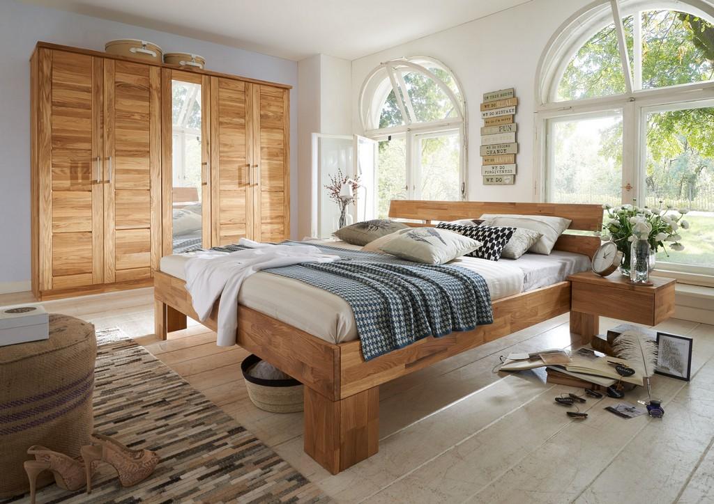 Schlafzimmer Bett Aus Massivholz Modern Zen Von Lars Olesen Gnstig regarding measurements 1600 X 1132